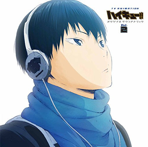 Image 1 for TV ANIMATION Haikyu!! Original Soundtrack Vol.2