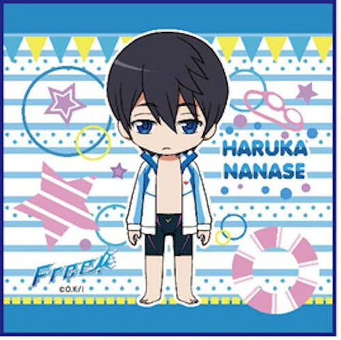 Image for Free! - Nanase Haruka - Mini Towel - Scrunchie (Ensky)