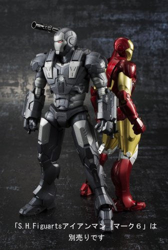 Image 7 for Iron Man 2 - War Machine - S.H.Figuarts (Bandai)