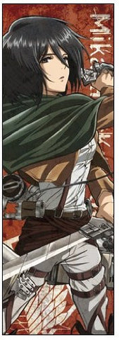 Image for Shingeki no Kyojin - Mikasa Ackerman - Sports Towel - Towel (Cospa)