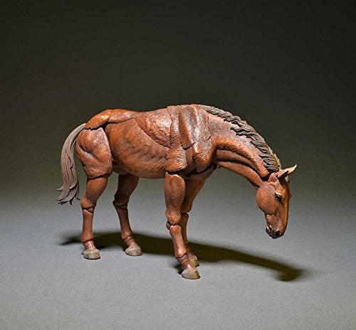 Image 4 for KT Project KT-008 - Revoltech - Horse - Color (Kaiyodo)