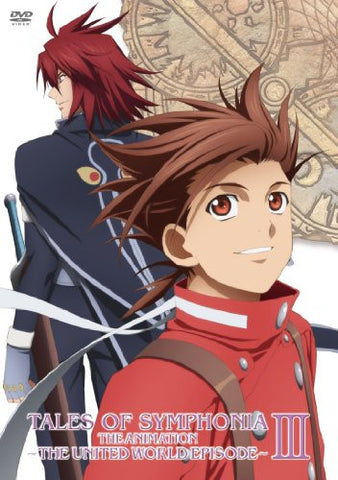 Image for Tales Of Symphonia OVA Sekai Togo Hen Vol.3