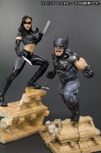 Image 3 for X-Force - Wolverine - Fine Art Statue - 1/6 (Kotobukiya)