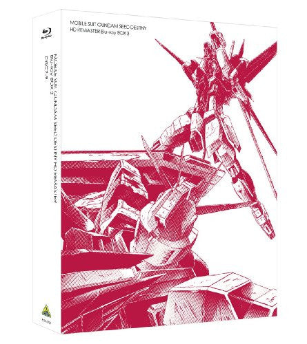 Image 4 for Mobile Suit Gundam Seed Destiny Hd Master Blu-ray Box 3