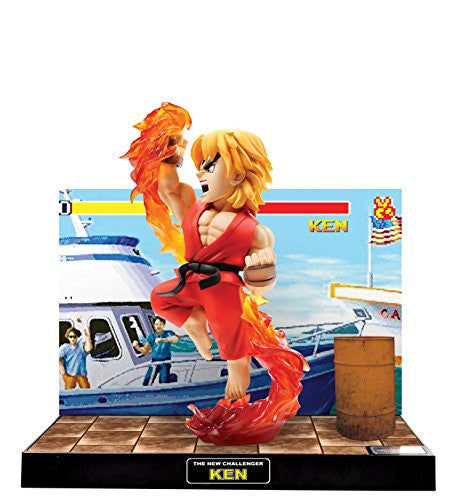 Image 2 for Street Fighter - Ken Masters - T.N.C 02 (Big Boys Toys)