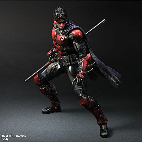 Image 5 for Batman - Batman: Arkham Origins - DC Universe - Robin - Play Arts Kai (Square Enix)
