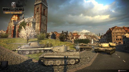 Image 9 for World of Tanks: Xbox 360 Edition