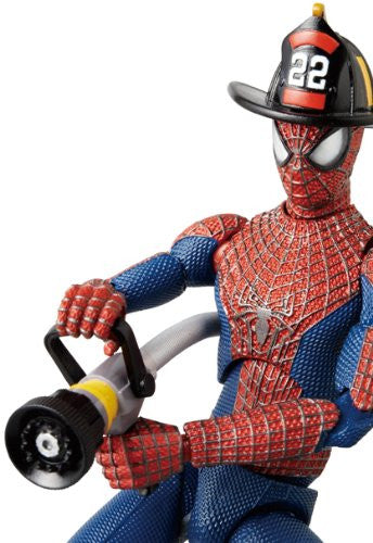 Image 6 for The Amazing Spider-Man 2 - Spider-Man - Mafex #4 - DX set (Medicom Toy)