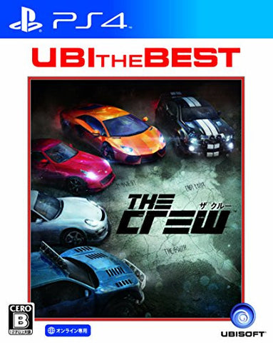 Image for The Crew (UBI the Best)