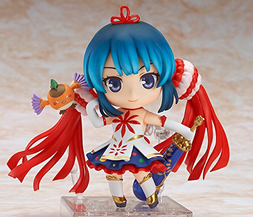 Image 2 for Mahou Shoujo Taisen - Aoba Naruko - Takesuzume - Nendoroid #460 (Good Smile Company)