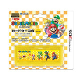 Thumbnail 1 for Super Mario Card Case 6 (Yellow)