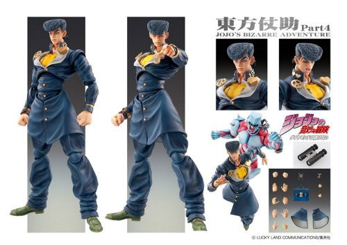 Image 5 for Diamond Is Not Crash - Jojo no Kimyou na Bouken - Higashikata Josuke - Super Action Statue #15 (Medicos Entertainment)