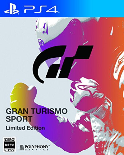 Image 1 for Gran Turismo Sport [Limited Edition]