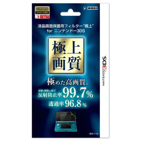 "Image for Nintendo 3DS LCD Screen Protection Filter ""High Quality"""