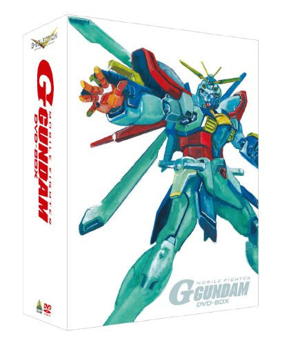 Image 1 for G-Selection Mobile Fighter G Gundam DVD Box [Limited Edition]