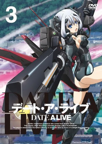 Image for Date A Live Vol.3