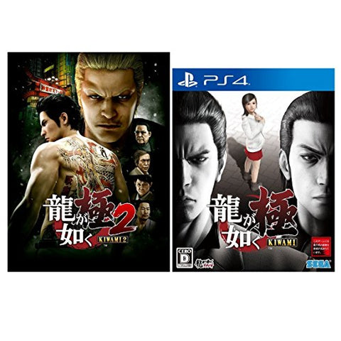 Ryu ga Gotoku Kiwami (New Price Version)