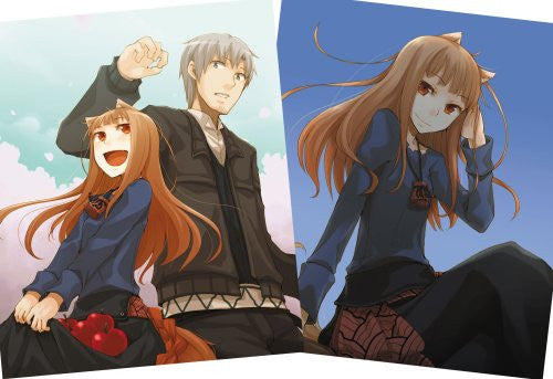 Image 2 for Spice And Wolf / Okami To Koshinryo Blu-ray Disc Box [Limited Pressing]