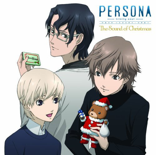 Image 1 for DRAMA CD PERSONA-trinity soul-  The Sound of Christmas