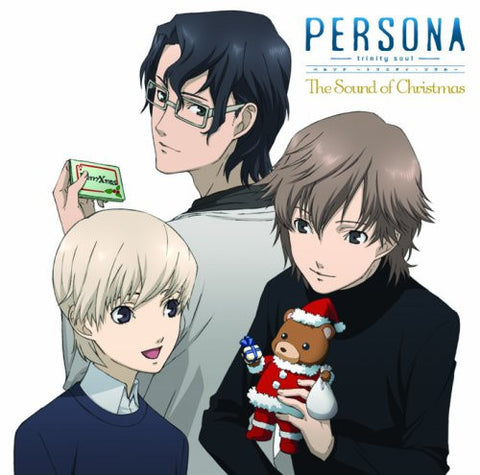 Image for DRAMA CD PERSONA-trinity soul-  The Sound of Christmas