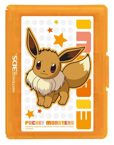 Image 2 for Pokemon Card Case 24 for 3DS (Eievui Version)