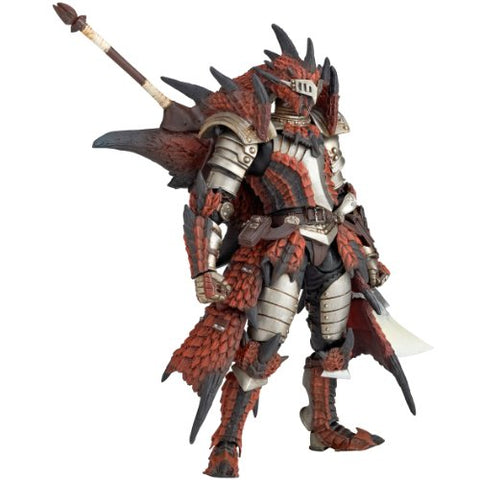 Image for Monster Hunter - Hunter - Revoltech #123 (Kaiyodo, Union Creative International Ltd)