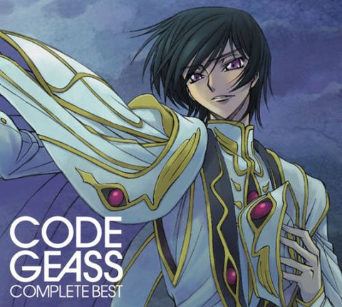 Image for CODE GEASS COMPLETE BEST