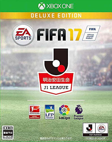 Image for FIFA 17 [Deluxe Edition]