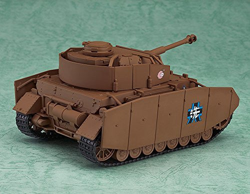 Image 2 for Girls und Panzer - Nendoroid More - Panzer IV Ausf. D (H Spec) (Good Smile Company)