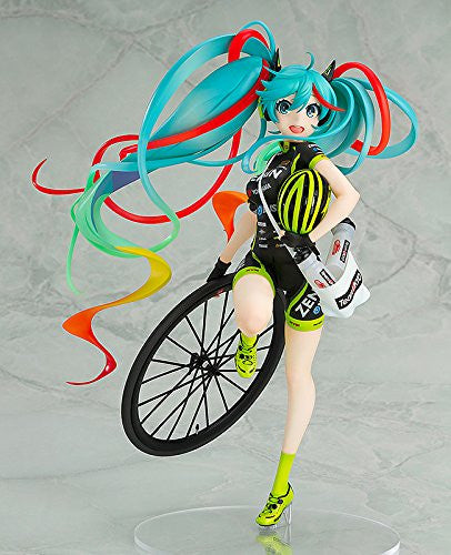 Image 7 for GOOD SMILE Racing - Hatsune Miku - 1/7 - Racing  2016, Team Ukyo Ver. (Max Factory)