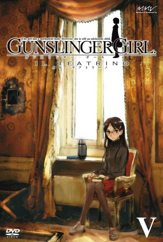 Image 2 for Gunslinger Girl - Il Teatrino Vol.5 [Limited Edition]