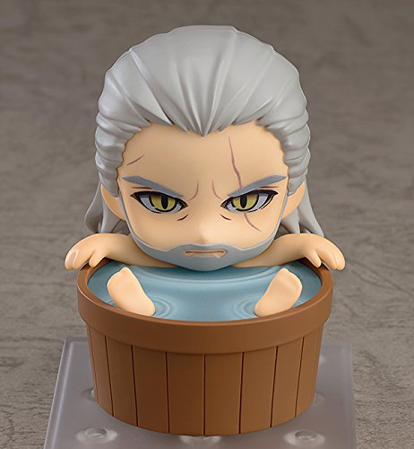 The Witcher 3: Wild Hunt - Geralt - Nendoroid #907 (Good Smile Company)