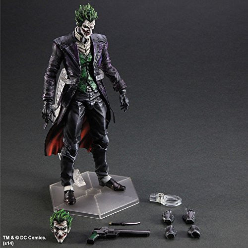 Image 7 for Batman: Arkham Origins - DC Universe - Joker - Play Arts Kai (Square Enix)