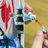 Thumbnail 11 for The Nightmare Before Christmas - Jack Skellington - Zero - Revoltech - Revoltech SFX #017 - Santa Ver. (Kaiyodo)