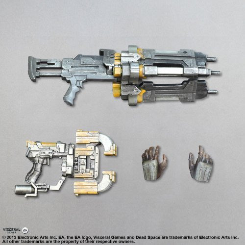 Image 2 for Dead Space 3 - Isaac Clarke - Play Arts Kai (Square Enix)