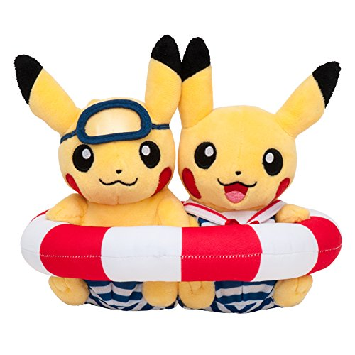 Pocket Monsters - Pikachu - Monthly Pair Pikachu - July