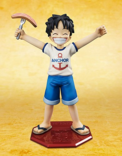 Image 3 for One Piece - Monkey D. Luffy - Excellent Model - Portrait Of Pirates MILD - 1/8 - CB-R1 (MegaHouse)