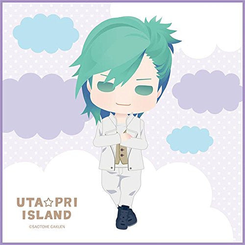 Image 1 for Uta no☆Prince-sama♪ - Mikaze Ai - Mini Towel - Uta☆Pri Island (Broccoli)