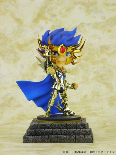 Image 2 for Saint Seiya - Cancer Death Mask - Cosmos Burning Collection - Deformed (Kidslogic, Yamato)