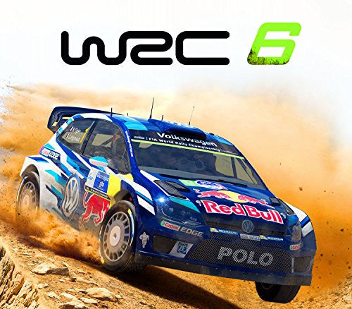 Image 1 for WRC 6 FIA World Rally Championship