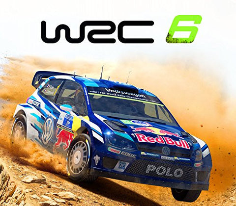 Image for WRC 6 FIA World Rally Championship