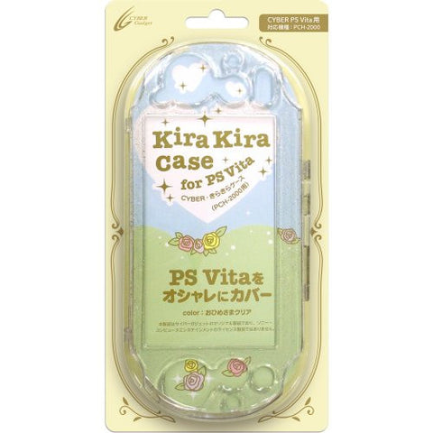 Image for KiraKira Case for PlayStation Vita Slim (Ohimesama Clear)