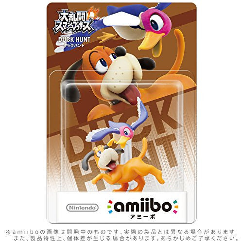 Image 2 for Dairantou Smash Bros. for Nintendo 3DS - Dairantou Smash Bros. for Wii U - Duck Hunt - Amiibo - Amiibo Dairantou Smash Bros. Series (Nintendo)