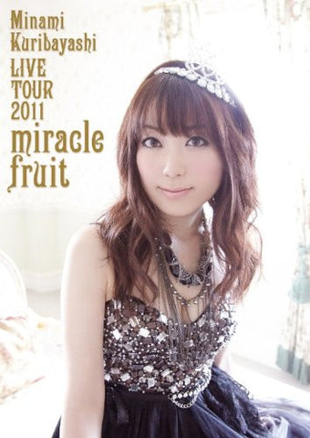 Image for Minami Kuribayashi Live Tour 2011 Miracle Fruit