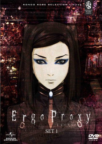 Image 1 for Ergo Proxy Set 1 [Limited Pressing]
