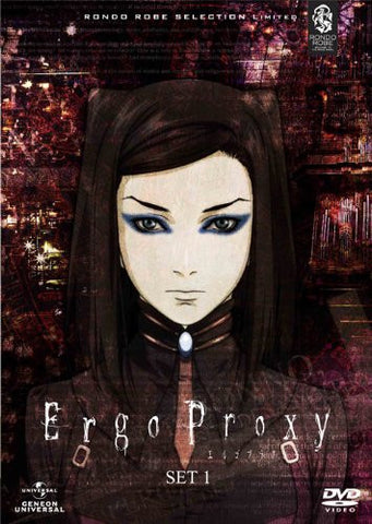 Image for Ergo Proxy Set 1 [Limited Pressing]