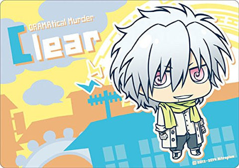 Image for DRAMAtical Murder - DRAMAtical Murder re:connect - Clear - Mousepad (Gift)