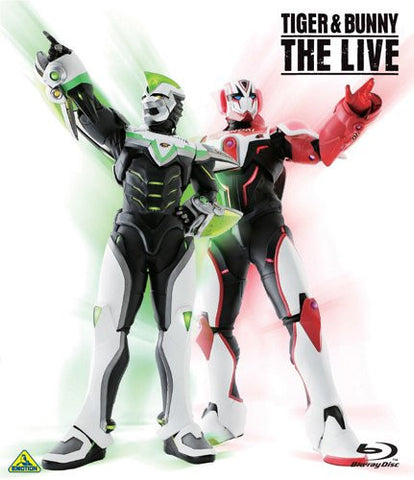 Image for Tiger & Bunny The Live
