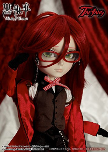 Image 9 for Kuroshitsuji ~Book of Circus~ - Grell Sutcliff - Pullip (Line) - TaeYang T-255 - 1/6 (Groove)