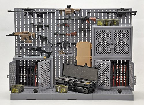 Image 4 for 1inch - Little Armory LD002 - Gun Rack A - 1/12 (Tomytec)